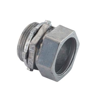 EMT ZINC COMPRESSION CONNECTOR